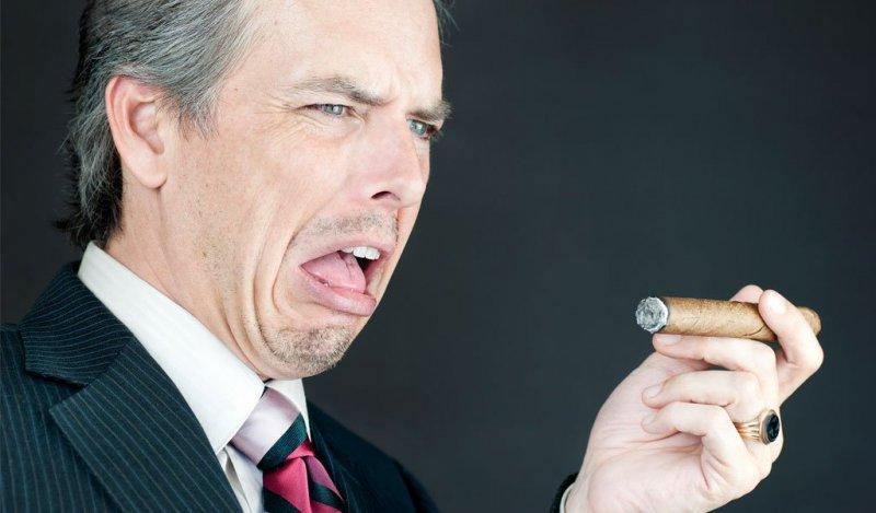Cigar taste
